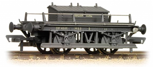 38-679 GWR Shunters Truck BR Black 'Margam Jn' Weathered